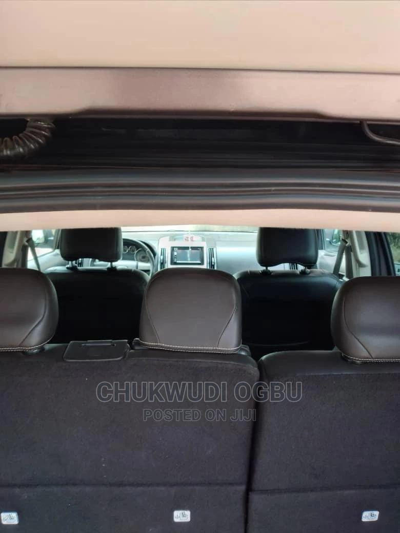 Archive: Ford Edge 2010 Gray