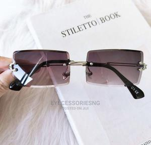 Unisex Cartier Inspired Sunglasses | Clothing Accessories for sale in Lagos State, Surulere