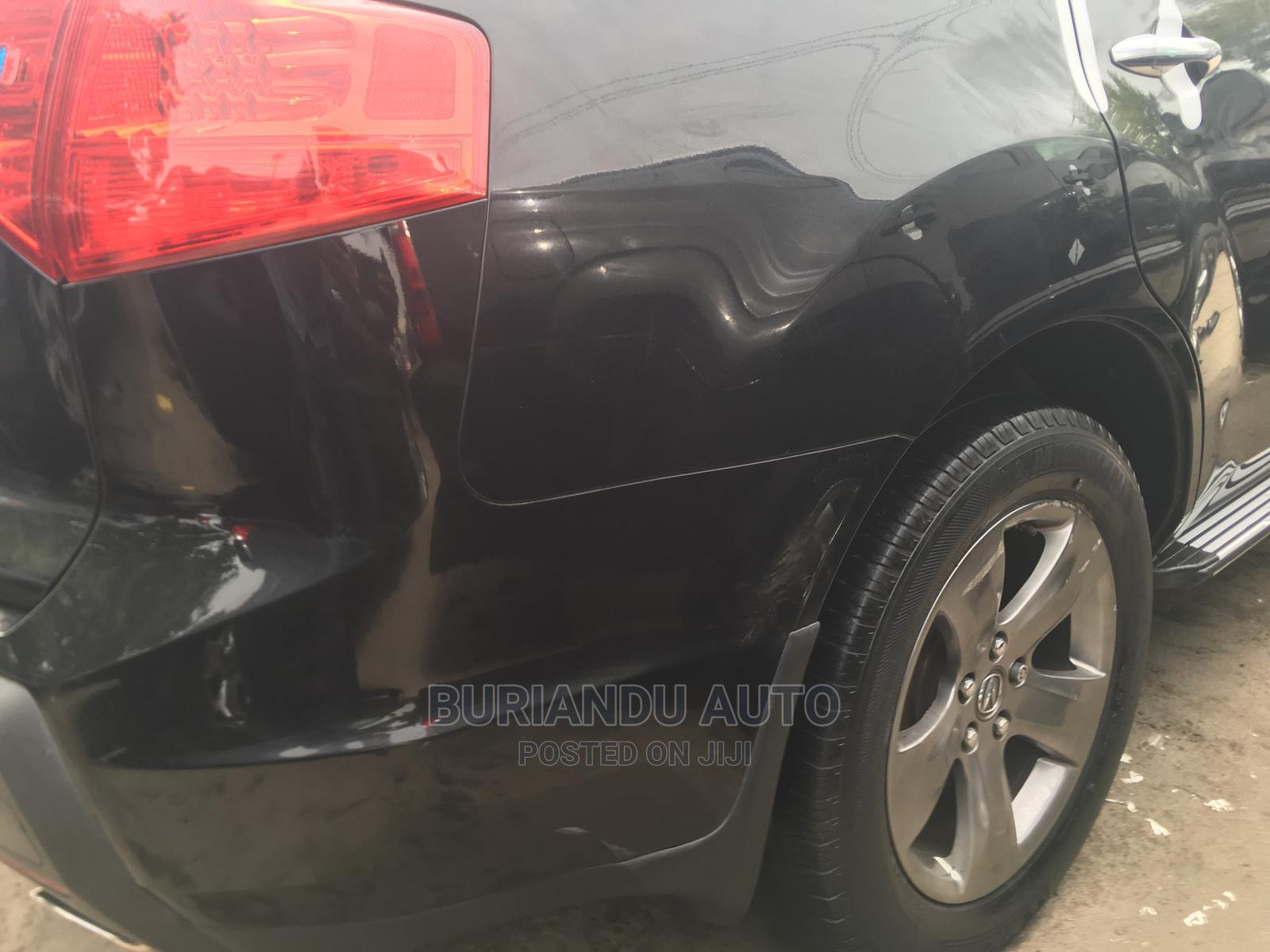 Archive: Acura MDX 2010 Black