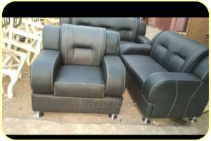 Seven Seaters Leather Sofa Chair | Furniture for sale in Lagos State, Agege