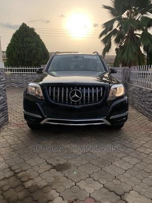 Mercedes-Benz GLK-Class 2013 350 4MATIC Black | Cars for sale in Lagos State, Alimosho