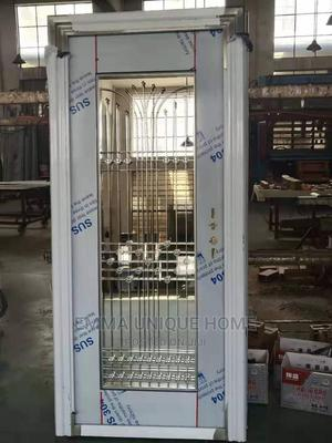 3ft Stainless Glass Door | Doors for sale in Lagos State, Amuwo-Odofin