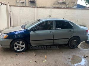 Toyota Corolla 2003 Gray   Cars for sale in Lagos State, Yaba
