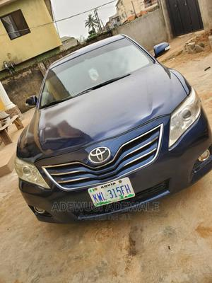 Toyota Camry 2010 Blue   Cars for sale in Lagos State, Abule Egba