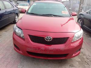 Toyota Corolla 2009 Red   Cars for sale in Lagos State, Lekki