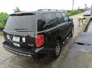 Honda Pilot 2003 LX 4x4 (3.5L 6cyl 5A) Black | Cars for sale in Imo State, Owerri