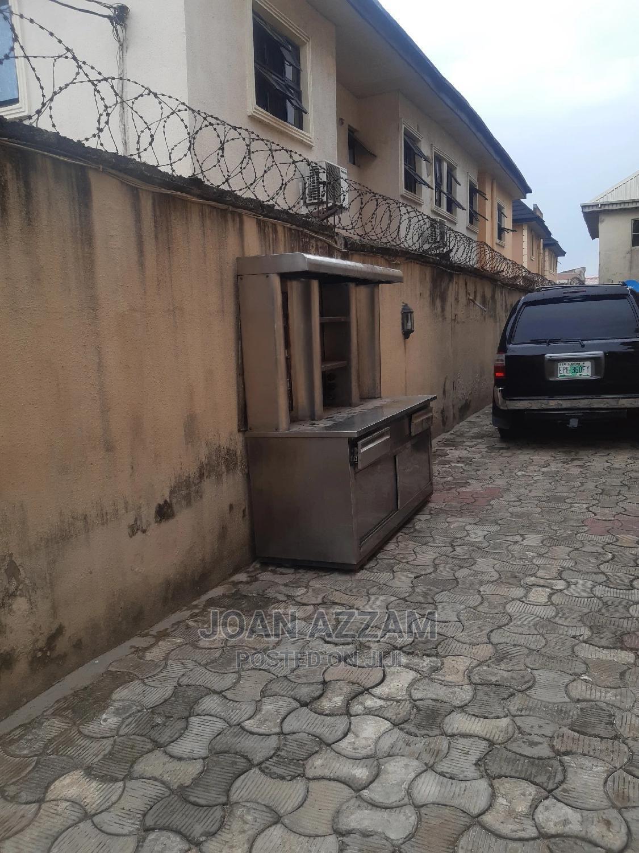 Used Double Shawarma Machine   Restaurant & Catering Equipment for sale in Amuwo-Odofin, Lagos State, Nigeria