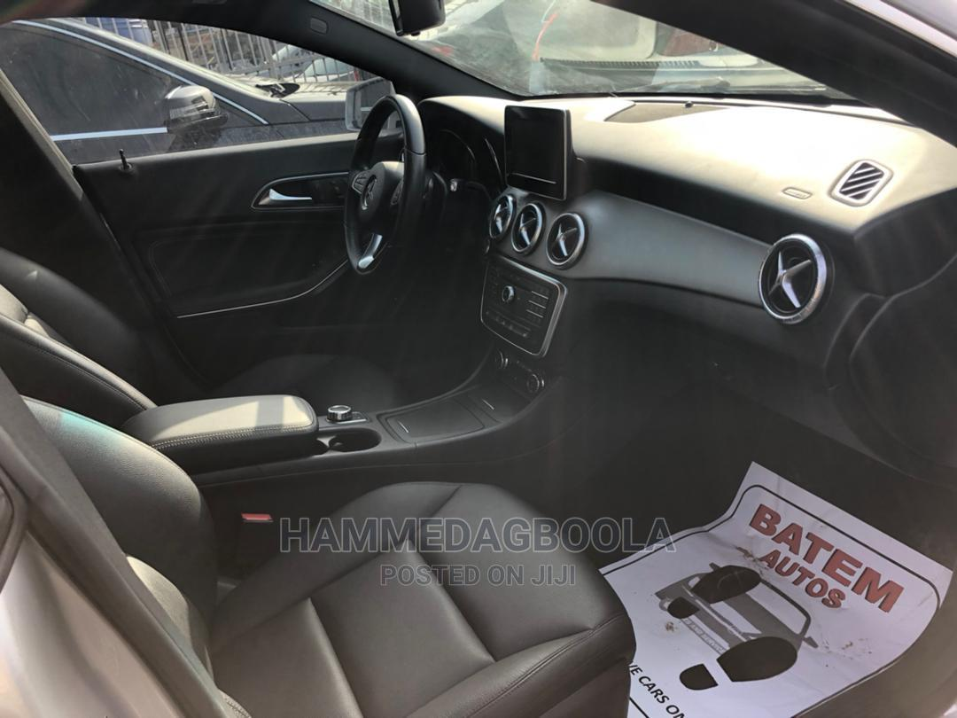 Mercedes-Benz CLA-Class 2015 Silver | Cars for sale in Ikeja, Lagos State, Nigeria
