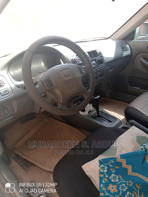 Honda Civic 2002 Silver | Cars for sale in Katsina, Katsina State, Nigeria