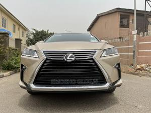 Lexus RX 2016 350 AWD Gold | Cars for sale in Abuja (FCT) State, Garki 2