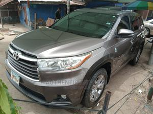 Toyota Highlander 2015 Brown | Cars for sale in Lagos State, Apapa