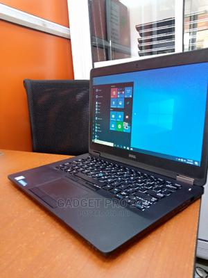 Laptop Dell Latitude E7470 8GB Intel Core I7 SSD 256GB | Laptops & Computers for sale in Lagos State, Ikeja