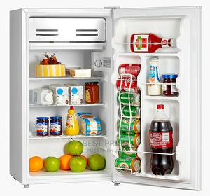 Midea 93L Single Door Fridge HS-121L - Silver   Kitchen Appliances for sale in Lagos State, Ikeja