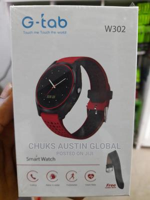 G-Tab Smart Watch W302 | Smart Watches & Trackers for sale in Lagos State, Ikeja