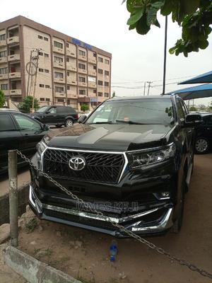 Toyota Land Cruiser Prado 2012 VX Black | Cars for sale in Lagos State, Ikeja