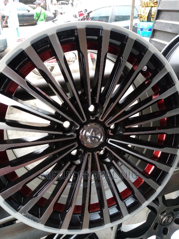 16 Rim Big Hub for Toyota Camry Honda and So On