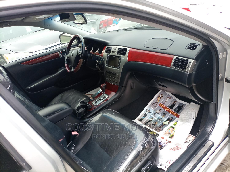 Lexus ES 2006 Silver | Cars for sale in Apapa, Lagos State, Nigeria