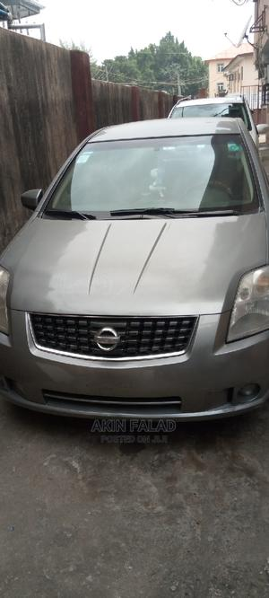 Nissan Sentra 2007 2.0 Gray | Cars for sale in Lagos State, Abule Egba