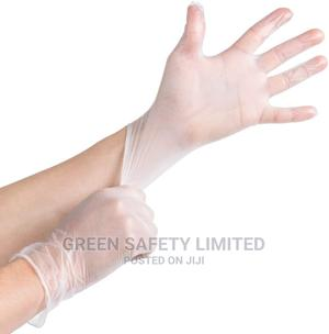 Disposable Vinyl Hand Glove-powder Free Type_carton Of 10pck | Medical Supplies & Equipment for sale in Lagos State, Ikeja
