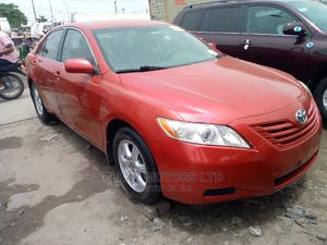 Toyota Camry 2008 2.4 LE Red | Cars for sale in Lagos State, Apapa