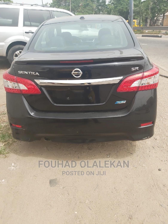 Nissan Sentra 2013 SR Black   Cars for sale in Surulere, Lagos State, Nigeria
