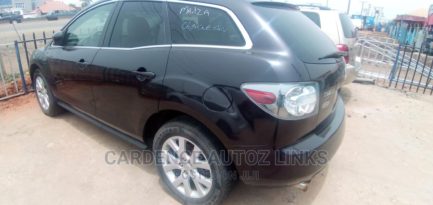Mazda CX-7 2007 Black | Cars for sale in Oshimili South, Delta State, Nigeria