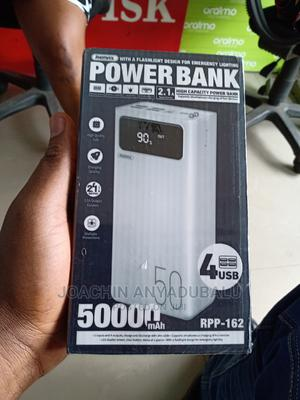 REMAX 50000MAH Laptop Phone Powerbank, Type-C Laptops Only | Accessories for Mobile Phones & Tablets for sale in Lagos State, Ikeja