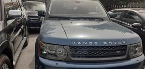 Land Rover Range Rover Sport 2012 Blue | Cars for sale in Lagos State, Lekki