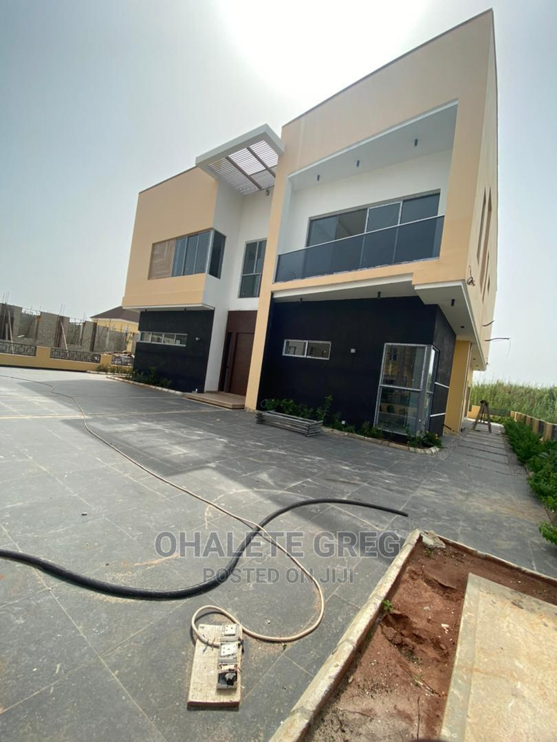5 Bedrooms Detached Duplex With 2 Rooms Bq at Cheron Lekki | Houses & Apartments For Sale for sale in Lekki, Lagos State, Nigeria