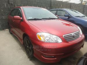 Toyota Corolla 2006 S Red | Cars for sale in Lagos State, Apapa