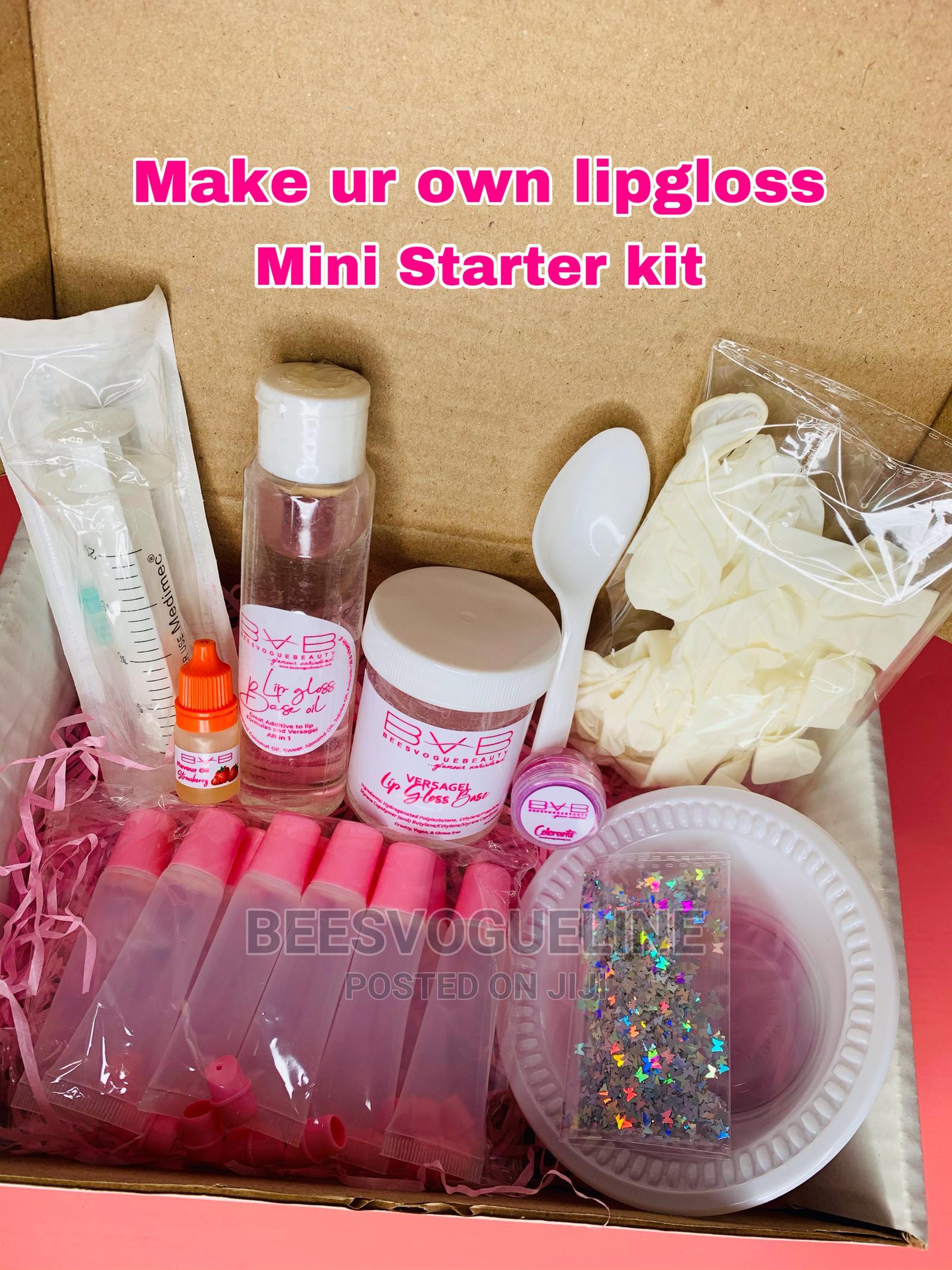 Archive: Make Ur Own Lipgloss Starter Kit