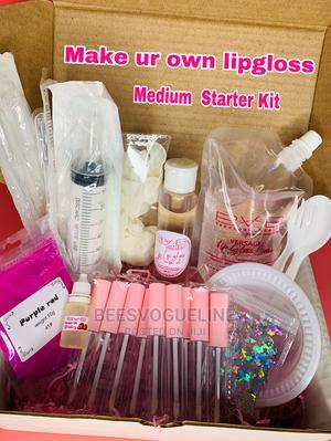 Make Ur Own Lipgloss Starter Kit   Makeup for sale in Lagos State, Ikeja
