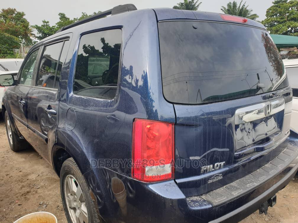 Honda Pilot 2010 Blue | Cars for sale in Apapa, Lagos State, Nigeria