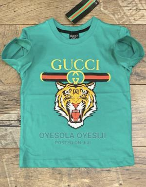 GUCCI Unisex Turkish Top | Children's Clothing for sale in Lagos State, Alimosho