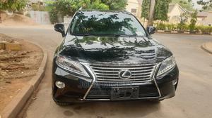 Lexus RX 2013 350 FWD Black | Cars for sale in Abuja (FCT) State, Garki 2