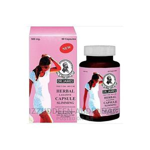Dr.James Sliming Cap/Lady Capsules   Vitamins & Supplements for sale in Kano State, Fagge
