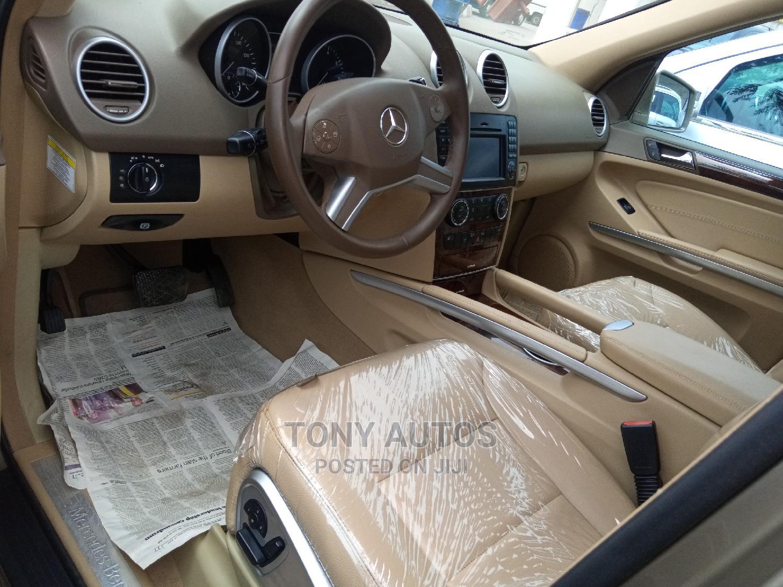 Archive: Mercedes-Benz M Class 2010 ML 350 4Matic Gold