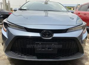 Toyota Corolla 2020 LE Blue   Cars for sale in Lagos State, Ojodu