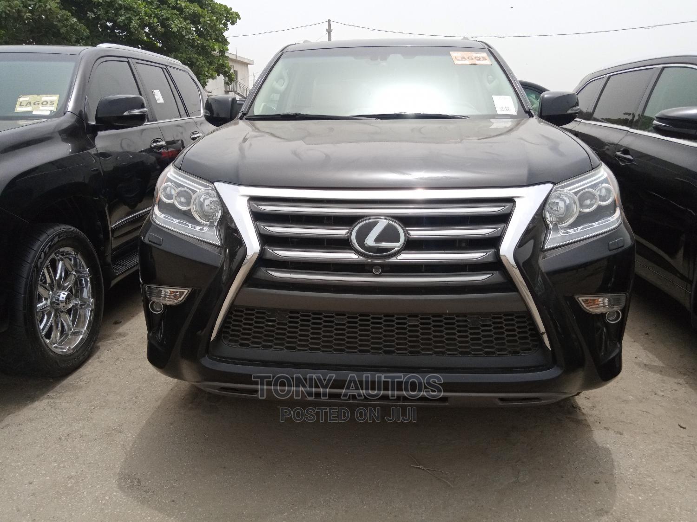 Lexus GX 2014 Black