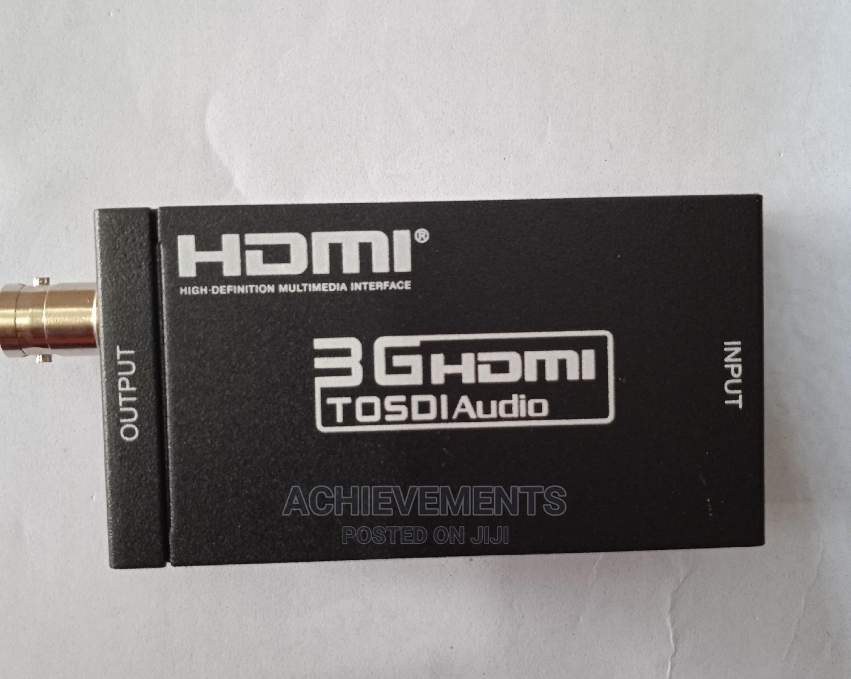 HDMI to SDI Converter | Computer Accessories  for sale in Ikeja, Lagos State, Nigeria