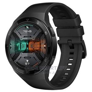 Huawei Watch GT 2e 1.39inchs 46mm smartwatch Graphite Black.   Smart Watches & Trackers for sale in Lagos State, Ikeja