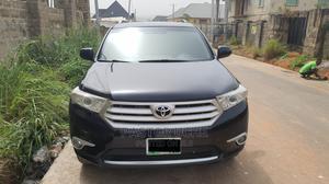 Toyota Highlander 2012 Limited Black | Cars for sale in Lagos State, Alimosho