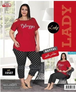 Beautiful Plus Size Lady Pyjamas | Clothing for sale in Lagos State, Alimosho