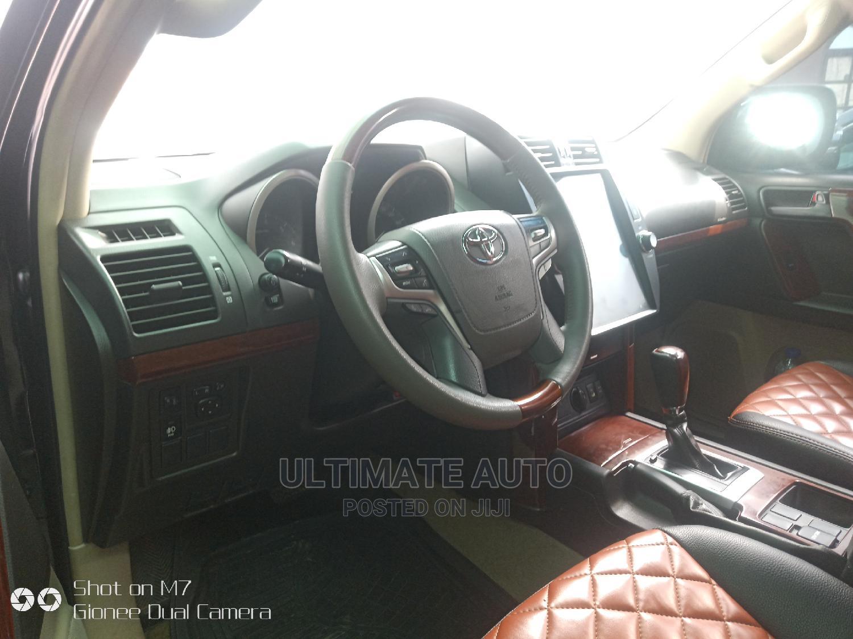 Toyota Land Cruiser Prado 2015 4.0 V6 Dual VVT-i Black | Cars for sale in Apapa, Lagos State, Nigeria