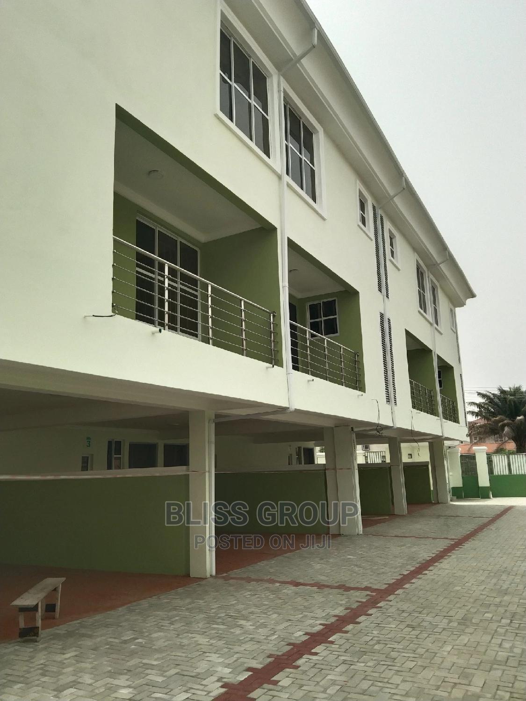 Standard 3 Bedroom Terrace Duplex