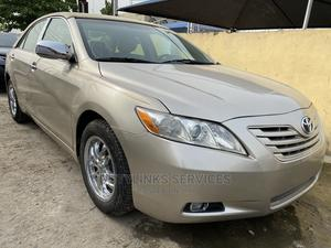 Toyota Camry 2009 Gold   Cars for sale in Lagos State, Ojodu