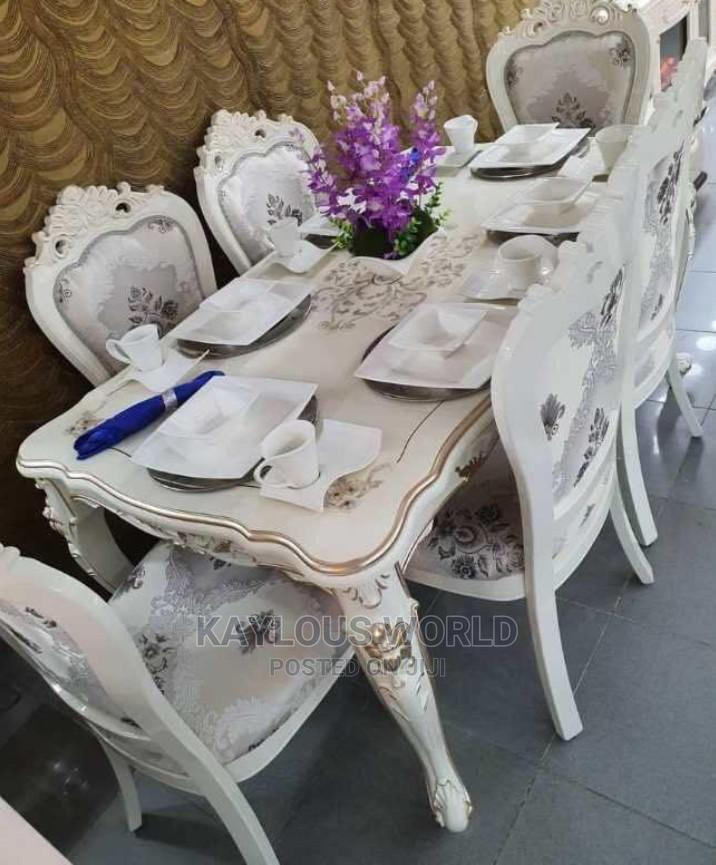Royal Wooden Dinning
