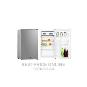 Midea Single Door Fridge HS-121L - Silver   Kitchen Appliances for sale in Lagos State, Ikeja