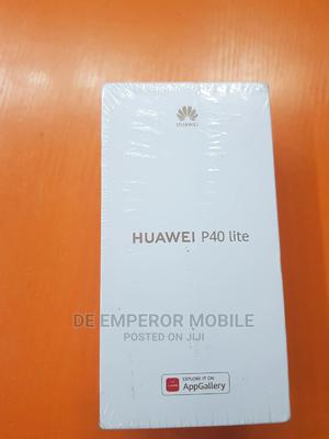 New Huawei P40 Lite 128 GB Black | Mobile Phones for sale in Lagos State, Ikeja