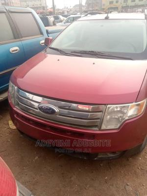 Ford Edge 2007 Red | Cars for sale in Lagos State, Alimosho